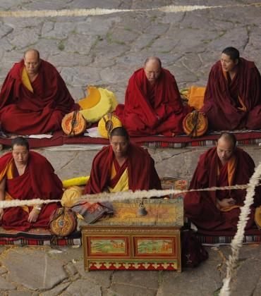 西藏高原之旅